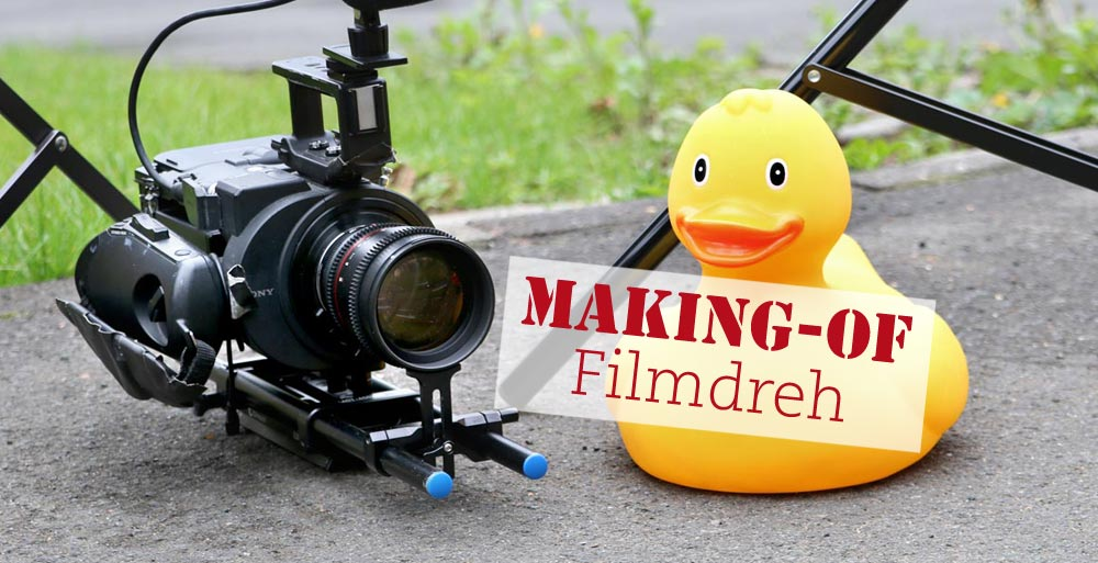 Making-Of Filmdreh